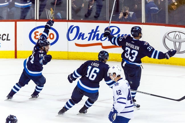 Toronto Maple Leafs vs. Winnipeg Jets Pick-Odds-Prediction - 4/5/14