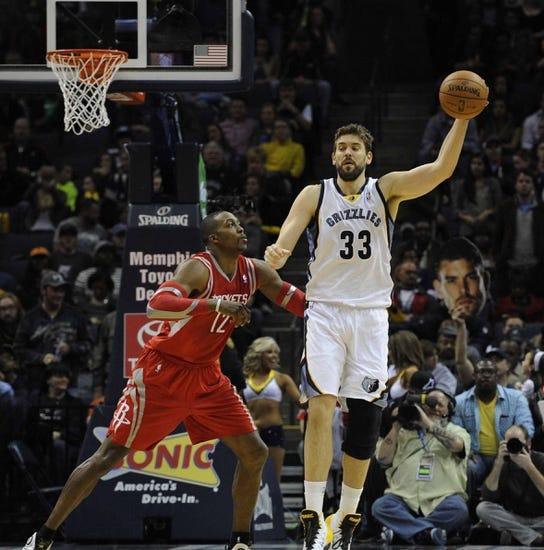 Memphis Grizzlies vs. Houston Rockets - 11/17/14 NBA Pick, Odds, and Prediction