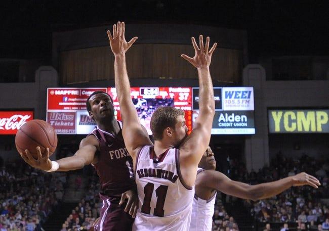 Fordham vs. UMass - 2/4/15 College Basketball Pick, Odds, and Prediction
