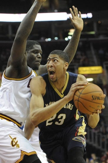 Cavaliers vs. Pelicans - 11/10/14 NBA Pick, Odds, and Prediction