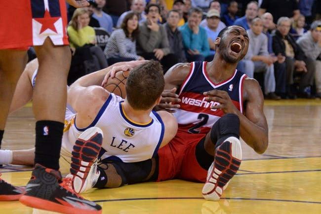 Wizards vs. Warriors - 2/24/15 NBA Pick, Odds, and Prediction