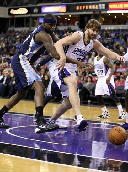 Memphis Grizzlies vs. Sacramento Kings - 11/13/14 NBA Pick, Odds, and Prediction