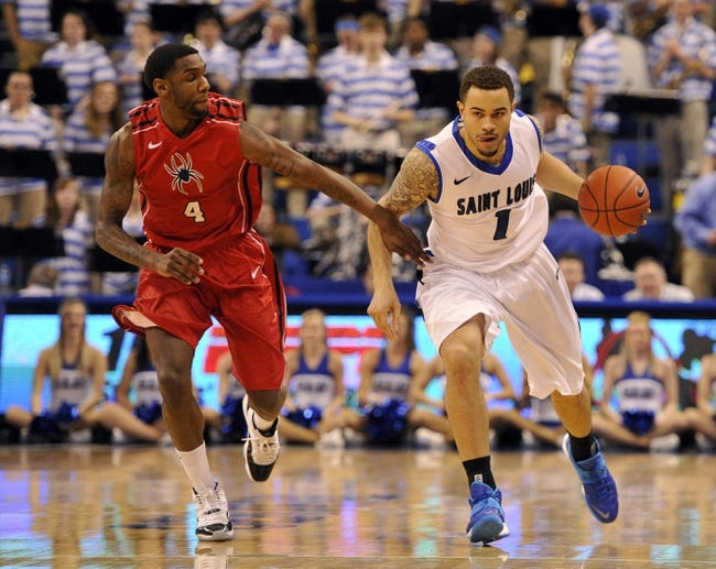 Richmond Spiders vs. Saint Louis Billikens - 3/7/15 College Basketball Pick, Odds, and Prediction