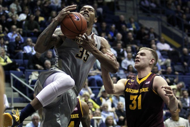 Cal vs. Arizona State - 1/22/15 College Basketball Pick, Odds, and Prediction