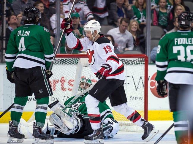 Stars vs. Devils - 12/13/14 NHL Pick, Odds, and Prediction