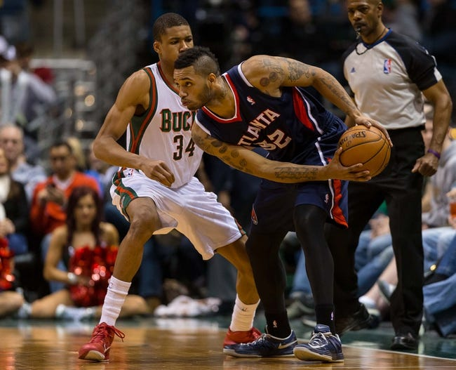 Milwaukee Bucks vs. Atlanta Hawks NBA Pick, Odds, Prediction 4/16/14