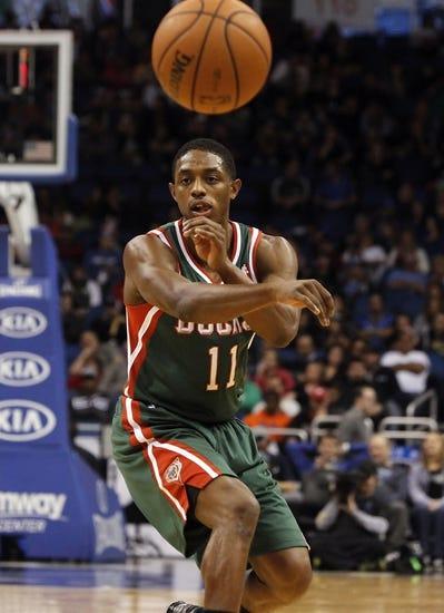 Orlando Magic vs. Milwaukee Bucks - 11/14/14 NBA Pick, Odds, and Prediction