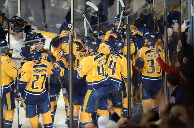 Nashville Predators vs. New Jersey Devils - 2/14/15 NHL Pick, Odds, and Prediction