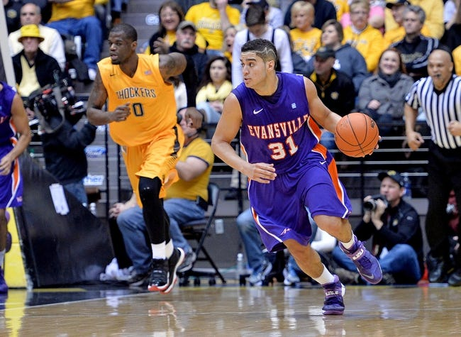Evansville vs. Murray State - 12/13/14 College Basketball Pick, Odds, and Prediction