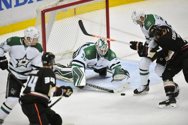 Anaheim Ducks vs. Dallas Stars - 4/16/14