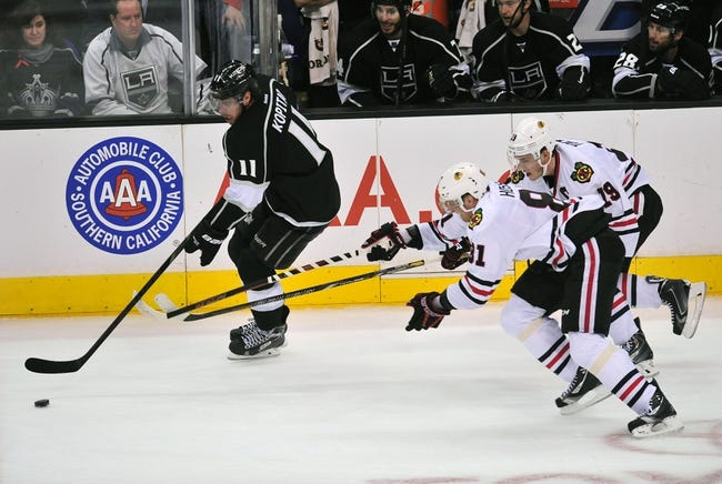Los Angeles Kings at Chicago Blackhawks Pick-Odds-Prediction - 5/18/14