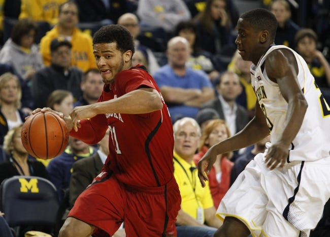 Michigan vs. Nebraska - 1/27/15 College Basketball Pick, Odds, and Prediction