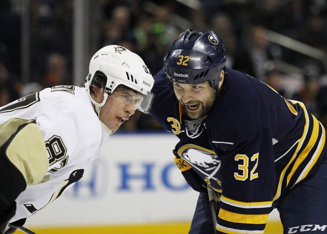 Pittsburgh Penguins vs. Buffalo Sabres - 11/1/14 NHL Pick, Odds, and Prediction