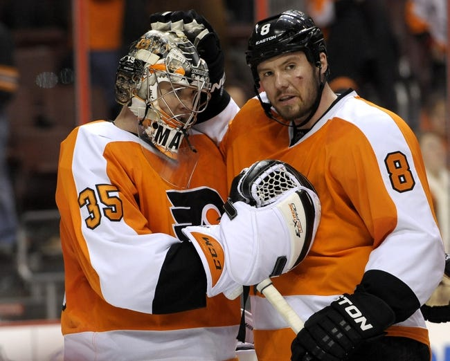 Colorado Avalanche vs. Philadelphia Flyers - 12/31/14 NHL Pick, Odds, and Prediction