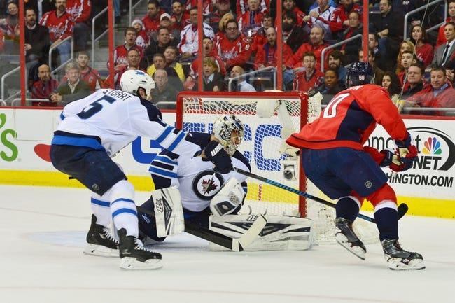 NHL | Winnipeg Jets (30-19-10) at Washington Capitals (31-17-10)