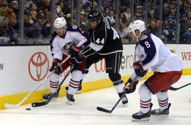 NHL | Los Angeles Kings (22-18-12) at Columbus Blue Jackets (23-25-3)