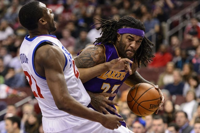 Los Angeles Lakers vs. Philadelphia 76ers - 3/22/15 NBA Pick, Odds, and Prediction