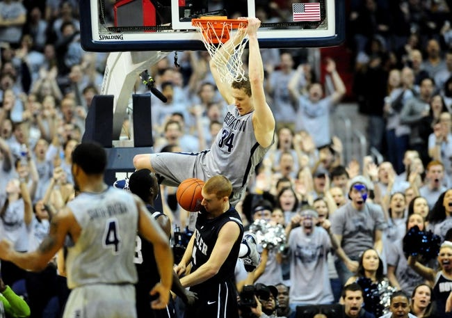 Georgetown vs. Butler - 11/28/14 College Basketball Pick, Odds, and Prediction