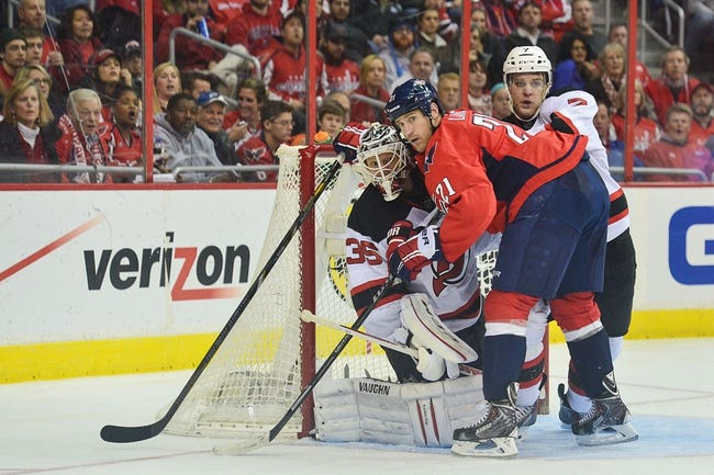New Jersey Devils vs. Washington Capitals Pick-Odds-Prediction - 4/4/14