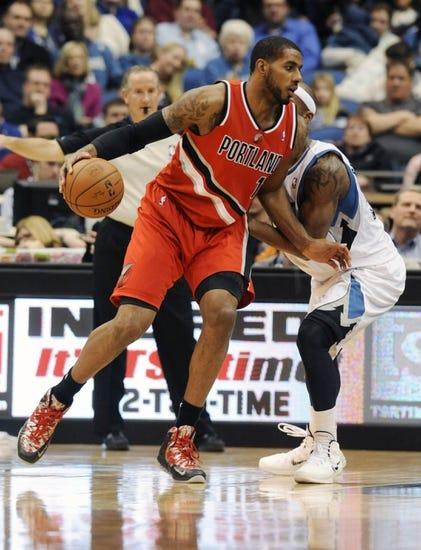 Portland Trail Blazers vs. Minnesota Timberwolves - 11/30/14 NBA Pick, Odds, and Prediction