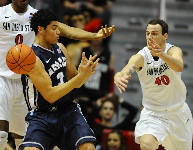 Nevada vs. San Diego State - 2/4/15 College Basketball Pick, Odds, and Prediction