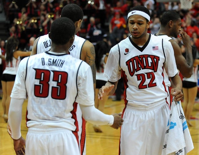 Wyoming vs. UNLV - 12/31/14 College Basketball Pick, Odds, and Prediction