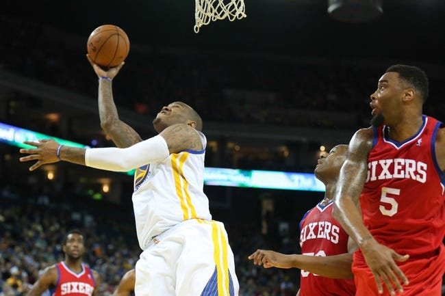 Warriors vs. 76ers - 12/30/14 NBA Pick, Odds, and Prediction