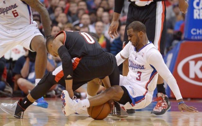 Clippers vs. Trail Blazers - 10/12/14 NBA Preseason Pick, Odds, Prediction