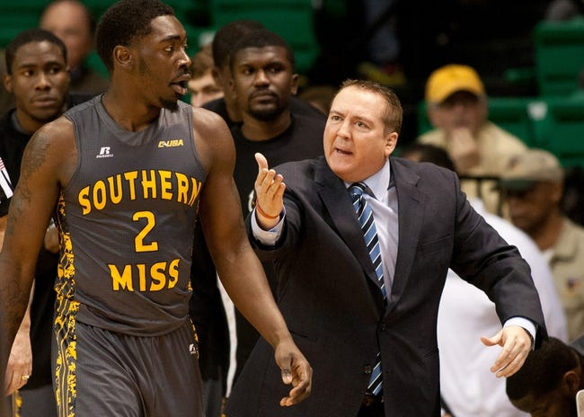 Southern Miss vs. South Alabama - 11/17/14 College Basketball Pick, Odds, and Prediction