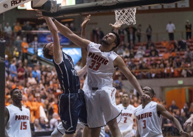 BYU Cougars vs. Pacific Tigers - 2/14/15 College Basketball Pick, Odds, and Prediction