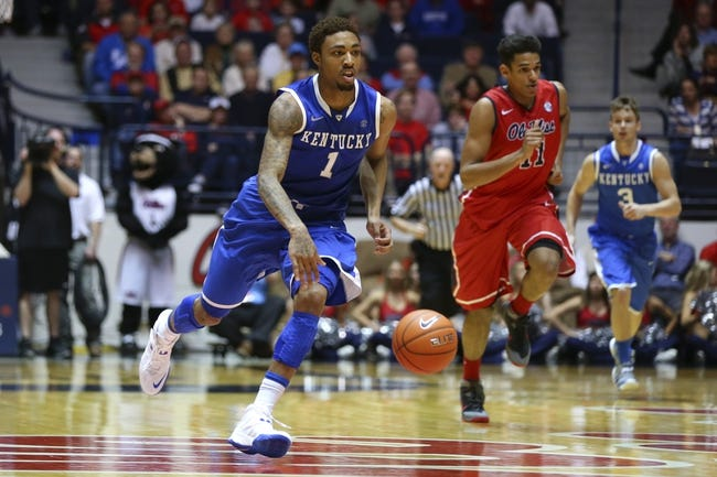 Kentucky vs. Ole Miss - 1/6/15 College Basketball Pick, Odds, and Prediction