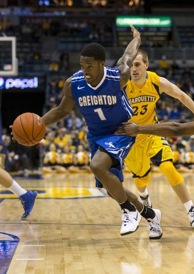Marquette vs. Creighton - 1/14/15 College Basketball Pick, Odds, and Prediction