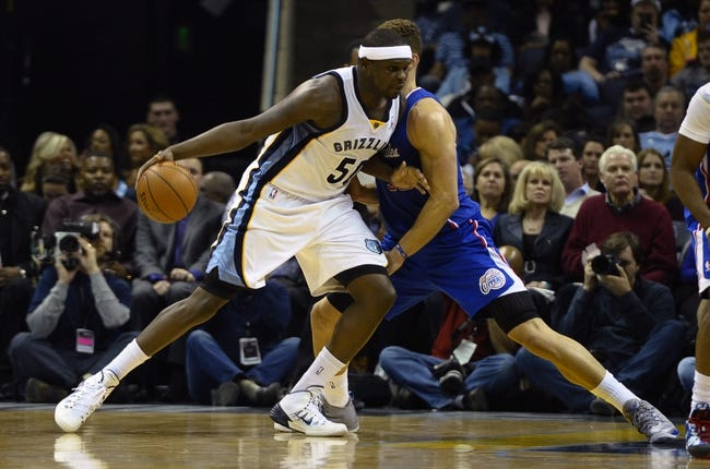 Memphis Grizzlies vs. Los Angeles Clippers - 11/23/14 NBA Pick, Odds, and Prediction