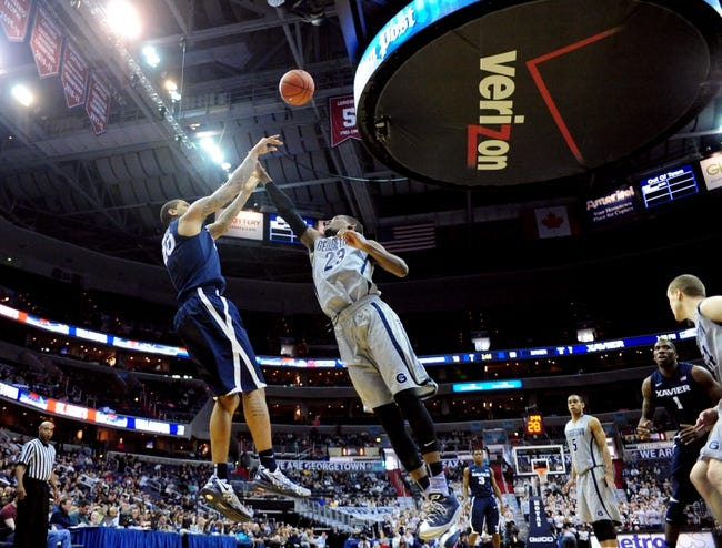 Xavier vs. Georgetown - 12/31/14 College Basketball Pick, Odds, and Prediction