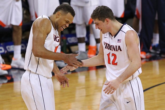 Notre Dame Fighting Irish vs. Virginia Cavaliers - 1/10/15 College Basketball Pick, Odds, and Prediction