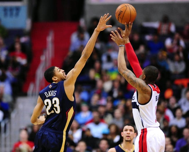 New Orleans Pelicans vs. Washington Wizards 10/8/14