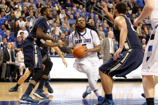 George Washington Colonials vs. Saint Louis Billikens - 1/6/15 College Basketball Pick, Odds, and Prediction