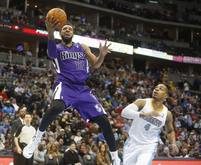 Denver Nuggets vs. Sacramento Kings Free Pick, Odds, Prediction 11/3/14 NBA Pick, Odds, and Prediction