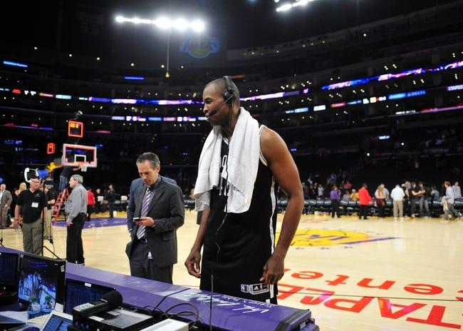 Lakers vs. Nets - 2/20/15 NBA Pick, Odds, and Prediction
