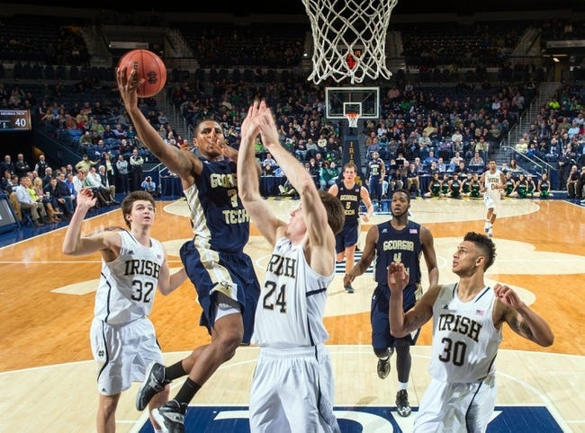 Georgia Tech vs. Georgia - 11/14/14 College Basketball Pick, Odds, and Prediction