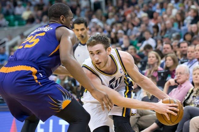 Suns vs. Jazz - 2/6/15 NBA Pick, Odds, and Prediction