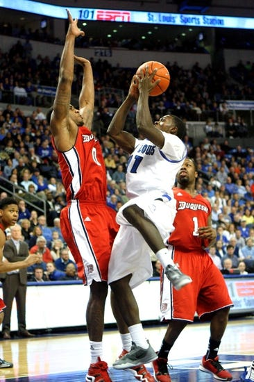 Saint Louis Billikens vs. Duquesne Dukes - 1/30/16 College Basketball Pick, Odds, and Prediction