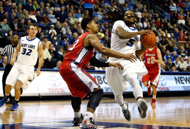 Saint Louis Billikens vs. Duquesne Dukes - 1/14/15 College Basketball Pick, Odds, and Prediction