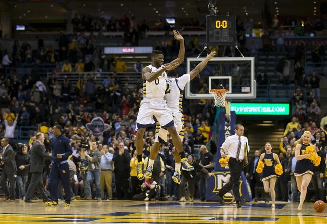 Georgetown vs. Marquette - 1/6/15 College Basketball Pick, Odds, and Prediction