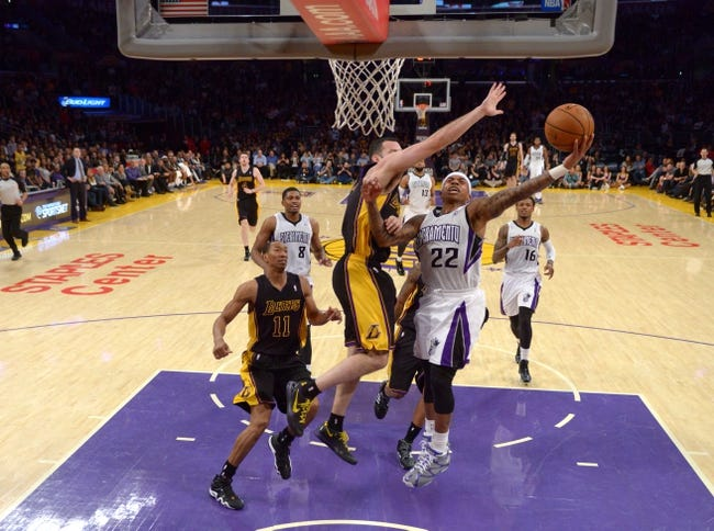 Sacramento Kings vs. Los Angeles Lakers Pick-Odds-Prediction 4/2/14