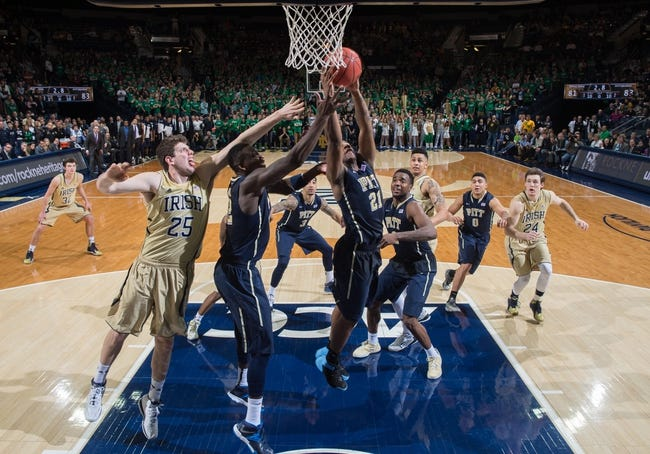 Pittsburgh vs. Notre Dame - 1/31/15 College Basketball Pick, Odds, and Prediction