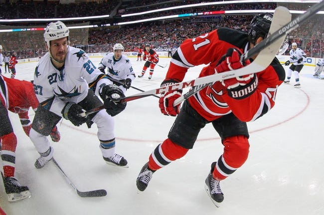 New Jersey Devils vs. San Jose Sharks - 10/18/14 NHL Pick, Odds, Prediction
