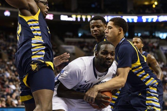 Villanova vs. Marquette - 2/4/15 College Basketball Pick, Odds, and Prediction