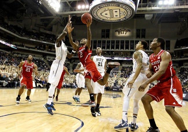 North Carolina State vs. Pittsburgh - 1/3/15 College Basketball Pick, Odds, and Prediction