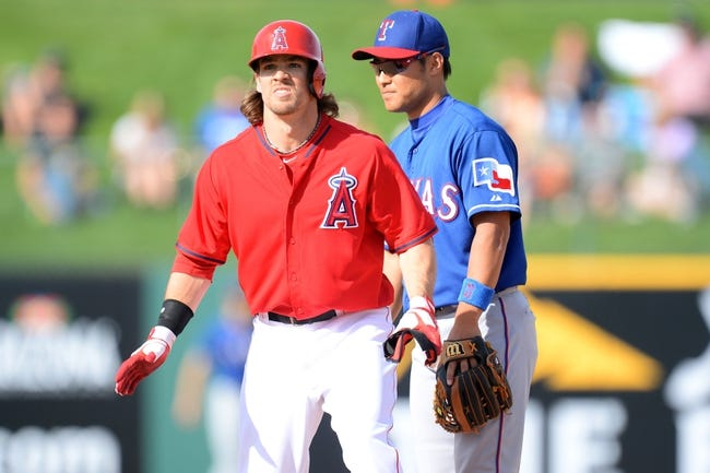 Los Angeles Angels vs. Texas Rangers MLB Pick, Odds, Prediction - 5/2/14